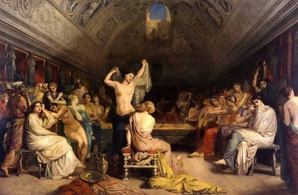 The Tepidarium 1853